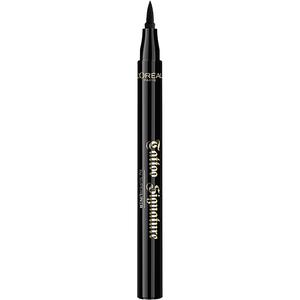 Creion de ochi L'OREAL PARIS Super Liner Tattoo Signature, Black, 8g