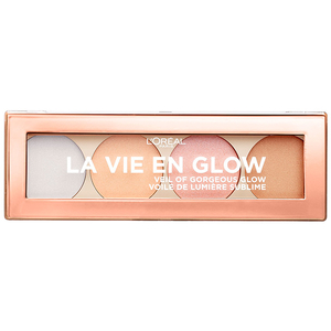 Paleta iluminatoare L'OREAL PARIS La Vie Englow, 02 Coolglow, 5g