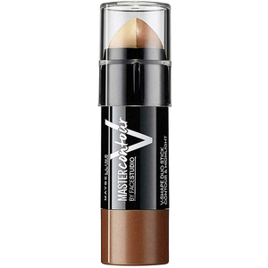 Baton de conturare a fetei MAYBELLINE NEW YORK Master Contour V-Shape Duo, 1 Light, 7g