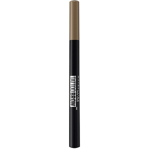 Creion pentru sprancene MAYBELLINE NEW YORK Brow Tattoo, 120 Medium Brown, 10ml