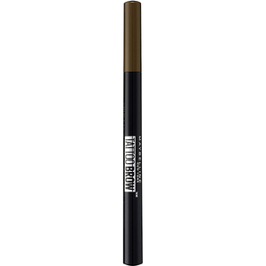 Creion pentru sprancene MAYBELLINE NEW YORK Brow Tattoo, 130 Deep Brown, 10ml