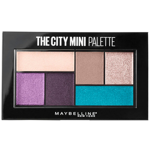 Paleta farduri MAYBELLINE NEW YORK The City, 450 Graffiti pop, 6g