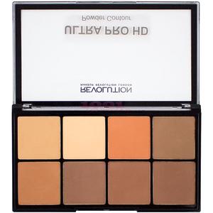Paleta fard de obraz MAKEUP REVOLUTION Pro HD Powder, 20g