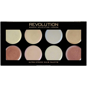 Paleta de conturare MAKEUP REVOLUTION LONDON Ultra Strobe Balm, 12g
