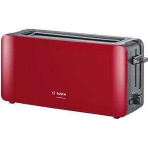 Prajitor de paine BOSCH TAT6A004, 1090W, rosu