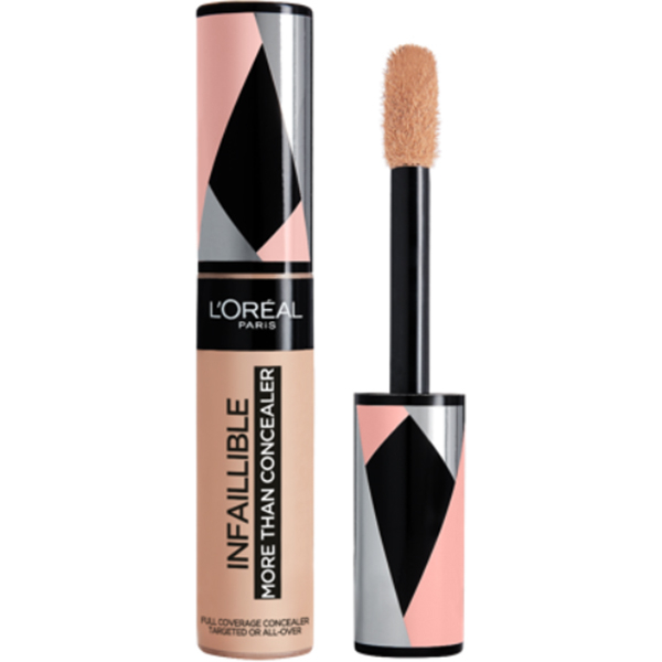 Corector L'OREAL PARIS Infaillible More Than Concealer, 324 Oatmeal, 10ml