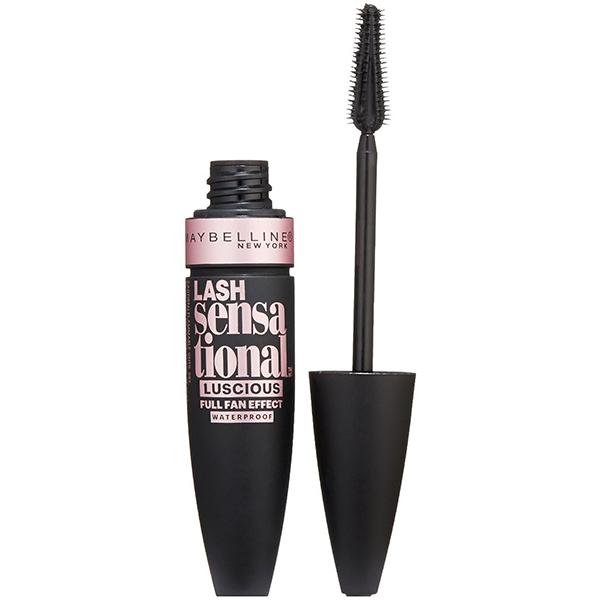 Mascara MAYBELLINE NEW YORK Lash Sensational Luscious, Very Black, 9.5ml