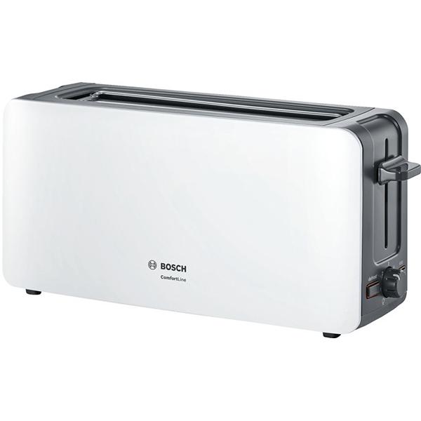 Prajitor de paine BOSCH TAT6A001, 1090W, alb