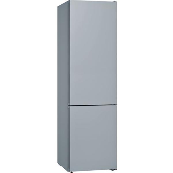 Combina frigorifica BOSCH KGN39IJ3A, No Frost, 366 l, H 203 cm, Clasa A++, argintiu