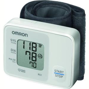 Tensiometru digital de incheietura OMRON RS1, alb