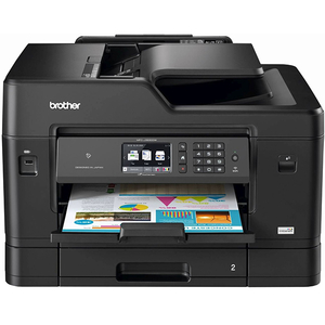 Multifunctional inkjet color BROTHER MFC-J3530DW, A3, USB, Retea, Wi-Fi