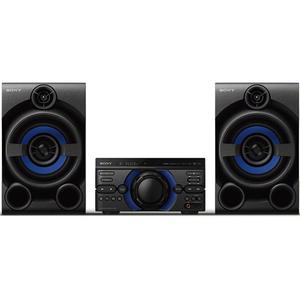 Sistem audio High Power SONY MHCM20D.CEL, Bluetooth, CD, DVD, USB, FM, negru