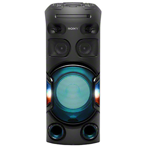 Sistem audio High Power SONY MHC-V42D, Bluetooth, USB, DVD, negru