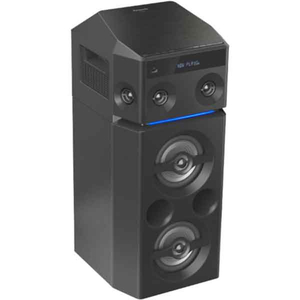 Sistem audio High Power PANASONIC SC-UA30E-K, 3300W, Bluetooth, negru