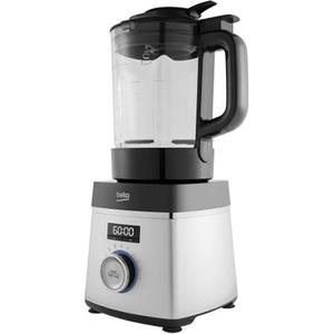 Soup maker BEKO ProWellness SMM888BX, 1.75l, 1800W, 4 trepte viteza, argintiu-negru