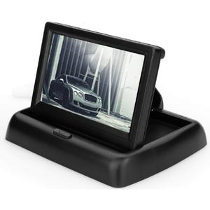 Camera Marsalier CAR VISION + Monitor CM-001+MM-001, 4.3 inch