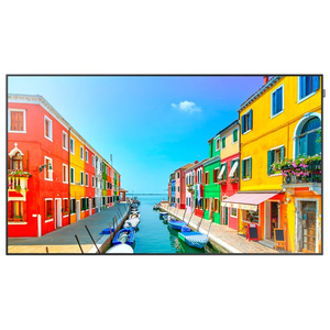 "Display profesional SAMSUNG LH75OMDPWBC, 75"", Full HD, 120 Hz, Wi-Fi, negru"