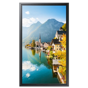 "Display profesional SAMSUNG LH85OHNDKGB, 85"", Ultra HD 4K, 60 Hz, negru"