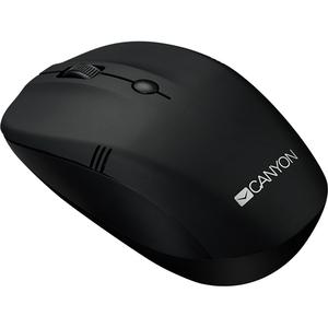 Mouse Wireless CANYON CNE-CMSW03B, 1600 dpi, negru