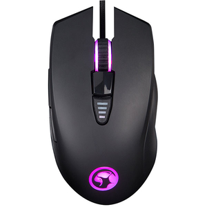 Mouse Gaming MARVO G982, 5000 dpi, negru
