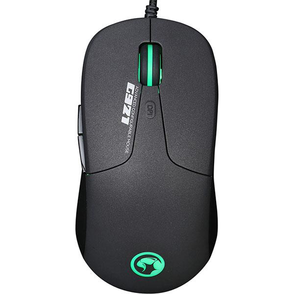 Mouse Gaming MARVO G921, 5000 dpi, negru