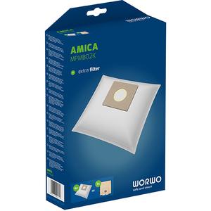 Kit WORWO MPMB02K: 4 saci + 1 filtru absorbant