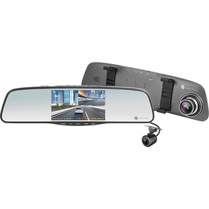 "Camera auto DVR Fata-Spate NAVITEL MR250NV, Night Vision 5"", Full HD, G-Senzor, negru"