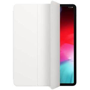 "Husa Smart Case pentru APPLE iPad Pro 12.9"" 2018 MRXE2ZM/A, silicon, White"