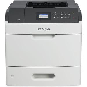 Imprimanta laser monocrom LEXMARK MS817dn, A4, USB, Retea