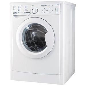 Masina de spalat rufe frontala INDESIT IWC 81283 CECO EU.M 8KG, 1200 rpm, A+++, alb