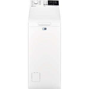 Masina de spalat rufe verticala ELECTROLUX PerfectCare600 EW6T4272I, SensiCare, 7kg, 1200rpm, Clasa A+++, alb