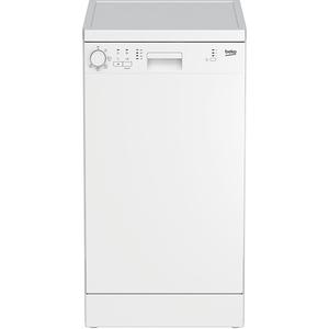 Masina de spalat vase independenta BEKO DFS05013W, 10 seturi, 5 programe, 45 cm, clasa A+, alb