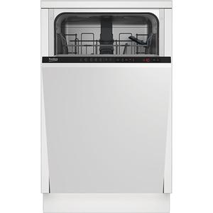 Masina de spalat vase incorporabila BEKO DIS25010, 10 seturi, 5 programe, 45 cm, clasa A+
