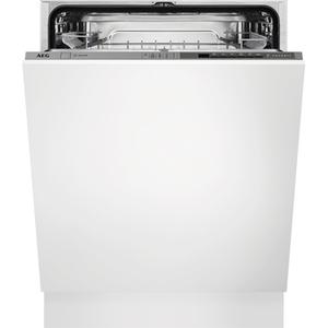 Masina de spalat vase AEG FSE53630Z, 13 seturi, 5 programe, 60cm, A+++, gri