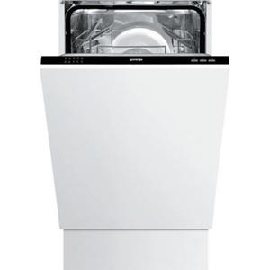 Masina de spalat vase incorporabila GORENJE GV51010, 9 seturi, 5 programe, 45 cm, clasa A++