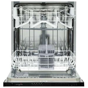 Masina de spalat vase incorporabila MYRIA MY1701, 12 seturi, 5 programe, 60 cm, clasa A++, alb