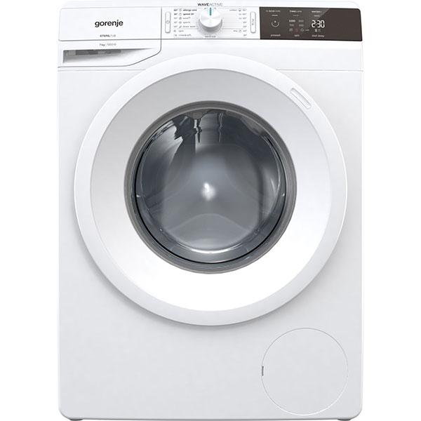 Masina de spalat rufe frontala GORENJE WE703, 7kg, 1000rpm, A+++, alb