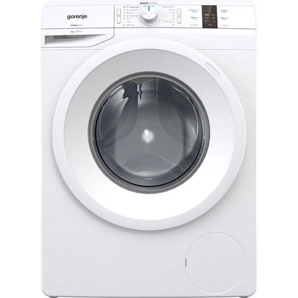 Masina de spalat rufe frontala GORENJE WP60S3, 6kg, 1000rpm, A+++, alb