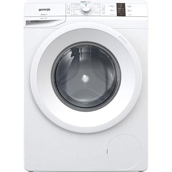 Masina de spalat rufe frontala GORENJE WP62S3, 6kg, 1200rpm, A+++, alb