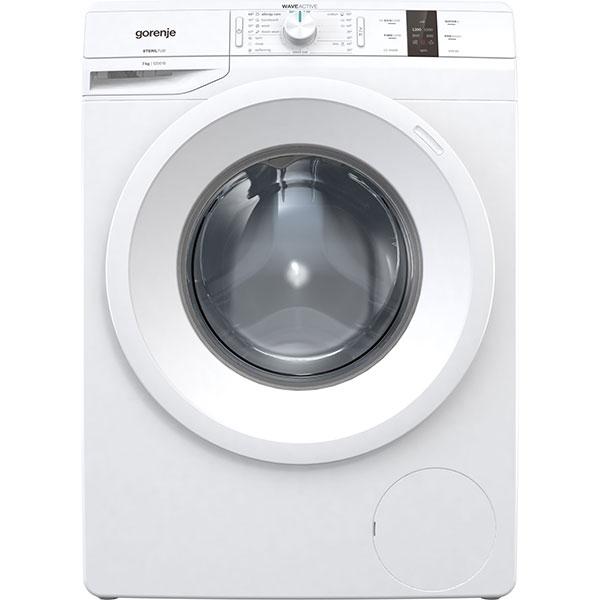 Masina de spalat rufe frontala GORENJE WP72S3, 7kg, 1200rpm, A+++, alb