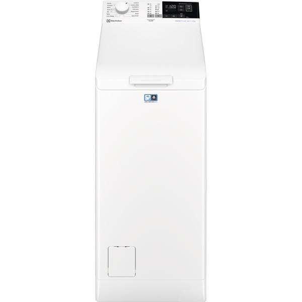 Masina de spalat rufe verticala ELECTROLUX PerfectCare600 EW6T4262, SensiCare, 6kg, 1200rpm, Clasa A+++, alb