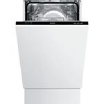 Masina de spalat vase incorporabila GORENJE GV51010, 9 seturi, 5 programe, A++