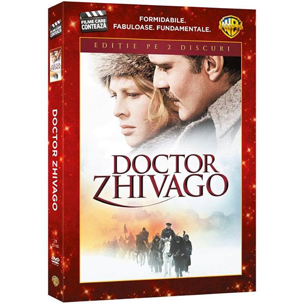 Doctor Zhivago DVD o-ring