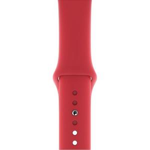 Bratara pentru APPLE Watch Product Red Sport Band, 42/44mm, MU9N2ZM/A, rosu