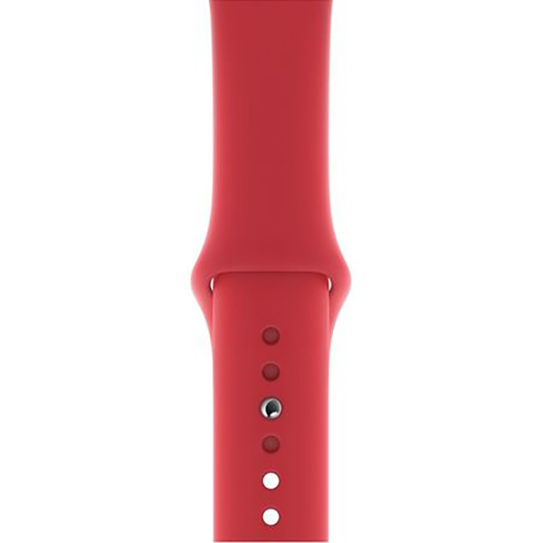 Bratara pentru APPLE Watch Product Red Sport Band, 42/44mm, MU9N2ZM/A, rosu