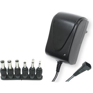 Incarcator universal HOME MW 3R15, 1.5A, 3-12V, 6 mufe, negru