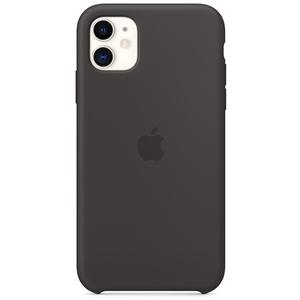 Carcasa APPLE pentru iPhone 11, MWVU2ZM/A, silicon, Black