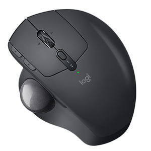 Mouse Wireless LOGITECH MX Ergo, 440 dpi, negru