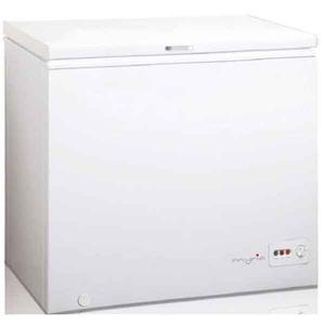 Lada frigorifica MYRIA MY1006, 249 l, 98.5 cm, A+, alb
