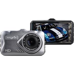 "Camera video auto DVR MYRIA MY2116, 3"", Full HD, Senzor G, argintiu"